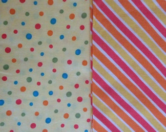 Fresh squeezed fabrics by Sandy Gervais for Moda fabric