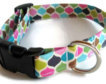 Modern Punk Dog Collar size Extra Small