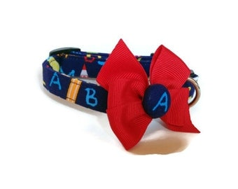 ABC's Dog Collar size Extra Small