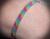 Polysexual Friendship Bracelet Thin
