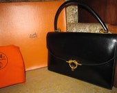 Authentic Hermes Handbag