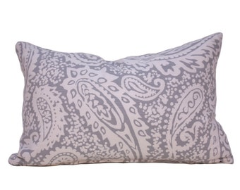Pillow - Designer Pillow - Robert Allen Pillow - Paisley Pillow - Graphic Pillow