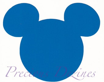 Mickey Mouse sticker 4 inch decal