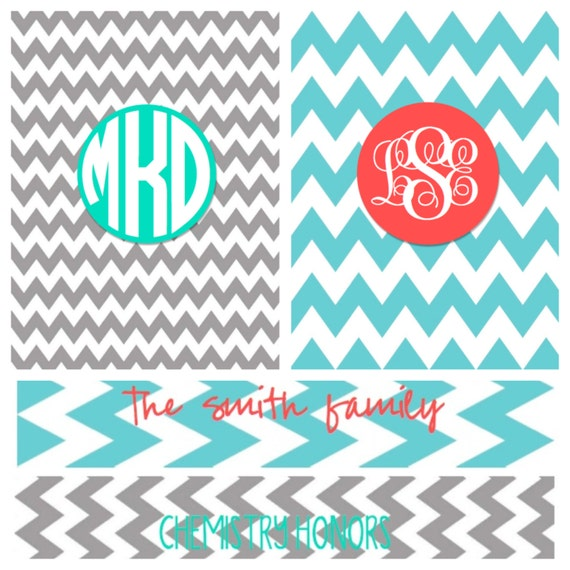 Items Similar To Printable Binder Cover With Spine--Design