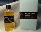 Vintage Fragrance Robert Piguet Baghari 30ml-1oz eau de Cologne Original Box French Perfume Collectible