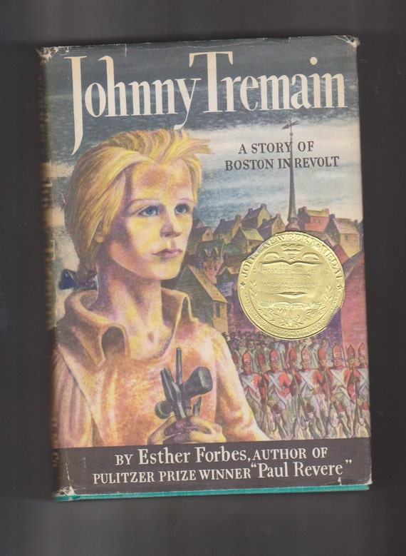 """johnny tremain by esther forbes essay Johnny tremain by esther forbes (bantam doubleday dell publishing group,   write a persuasive essay on the topic """"sons of liberty – patriots or terrorists."""