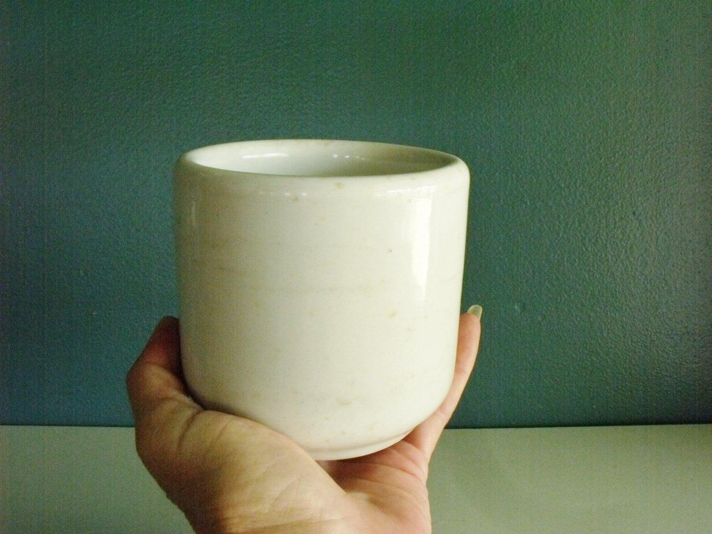 Usqmc coffee mug wwii marines heavy duty cup 1940 handleless - Handleless coffee mugs ...