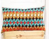 DECO African Print Cushion Cover