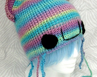Candied Squid Hat