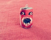 Candy Shop of Horrors Evil Soda Charm