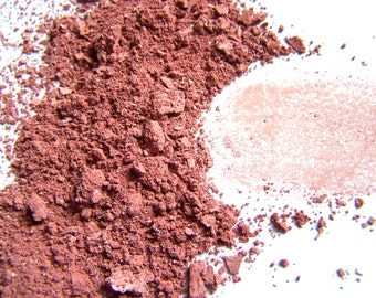 Mineral Blush - Pink Bronze Blush - Soft Matte Finish Blush - Vegan Makeup - Vegan Blush