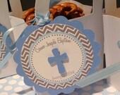 Baptism Favor Tags Set of 12