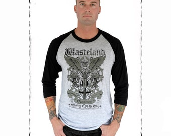 Wasterland - Men's Raglan Tee