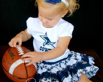 Parley Ray NFL Cowboys Ultimate Twirling Skirt Football