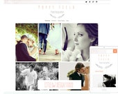 Pre-made  HTML5 Portfolio website with built in blog template. mobile ready !