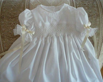 The.....Eternal Love Christening Gown With Bonnet .......By The My Collection 2