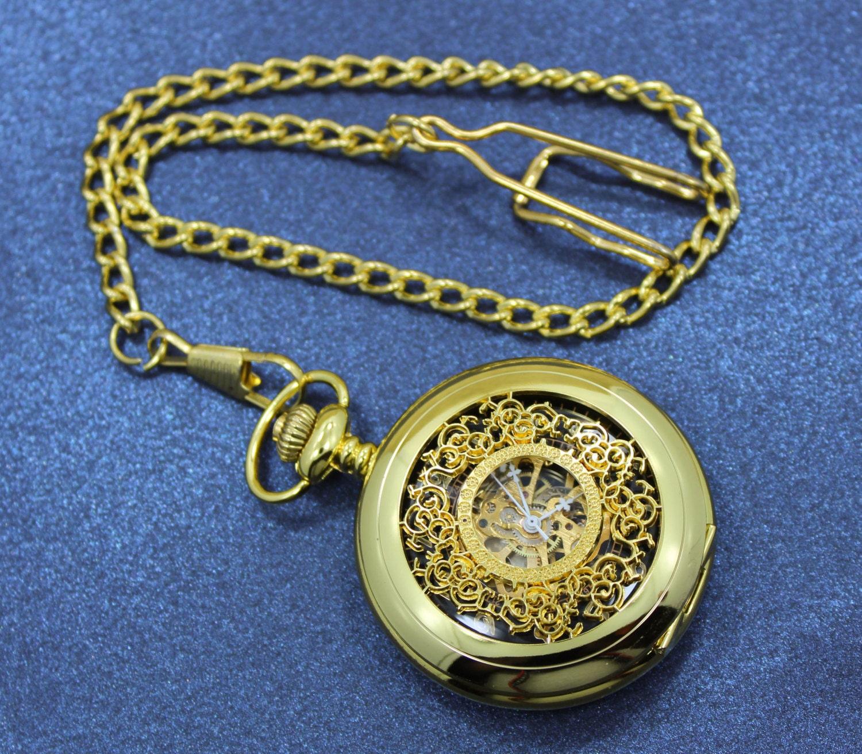 Gear Watch Pocket Watch With Gears