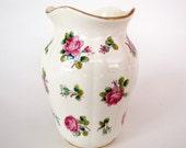 Antique Minton Vanity Vase with Roses ON SALE