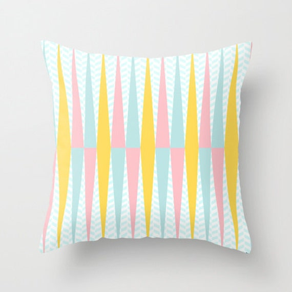 triangle pillow for baby