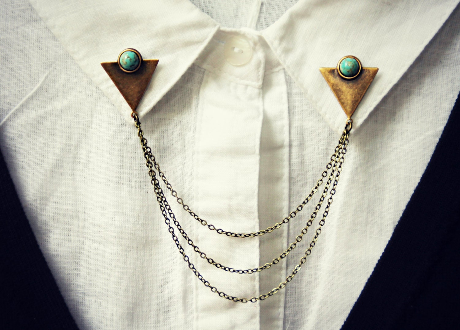 Triangle Collar Pins With Turquoise Stones Collar Chain. Polymer Clay Stud Earrings. Incredible Engagement Rings. Green Jade Bracelet. Sand Bracelet. Box Necklace. Fluorite Engagement Rings. Heart Disease Bracelet. Moissanite Emerald