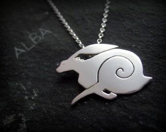 Celtic Hare pendant