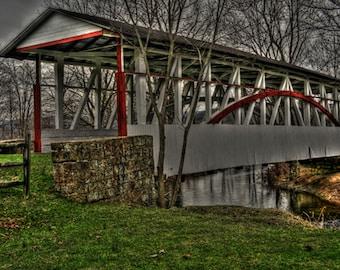 Covered Bridge #3