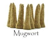 Mugwort Artisan Hand Made Incense Cones