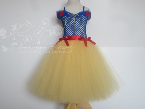 Snow White Costume Kids Diy Snow White Costume Tutu Dress