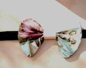 Floral bowtie 1