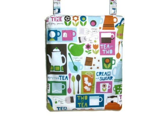 Hanging wet bag tea coffee kitchen nursery bathroom cloth