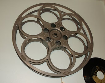 Vintage 35mm Film Reel By Goldberg Brothers Denver, Colorado