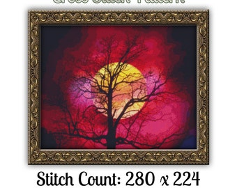 Nature's Finest Cross Stitch Pattern Instant Download pdf  For All