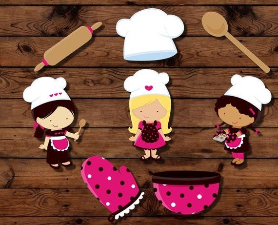 Custom Chef Cake Topper