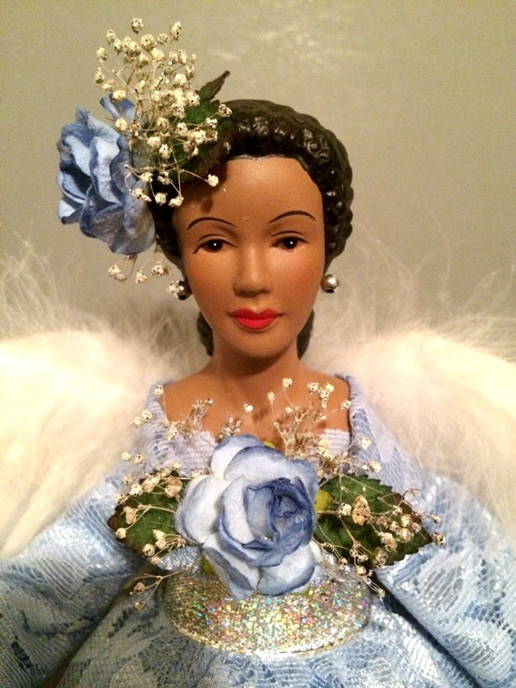 african american christmas angels - Black Christmas Angels