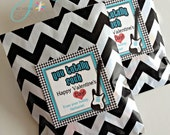 You Totally Rock- Valentine's Day PRINTABLE tags/labels