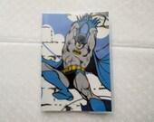 Batman Passport Cover Fabric with Vinyl Travel Accessory Ship Cruise Journey Passport Protector Gift Card Holder Geek Techie Nerd Kids ID