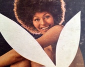 Vintage Magazine Playboy, October 1971, Afro, First Black Woman On Cover, Controversial, Vargas Girl, Soviet Poetry, Civil Rights,