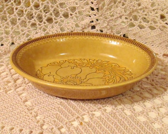 Franciscan Earthenware Small Casserole Dish