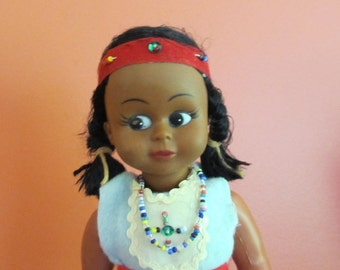 Vintage Madame Alexander Puddin Baby Crier Doll In Original