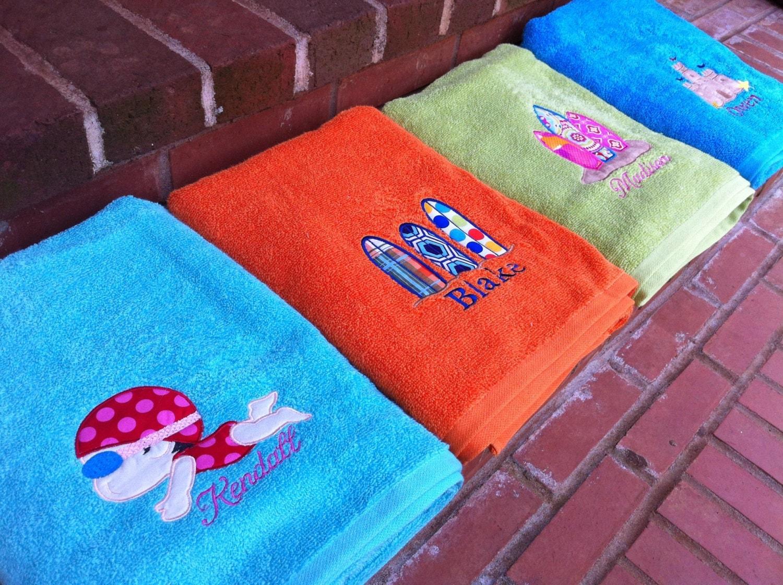 Custom Towel Personalized Towel Personalize Towel