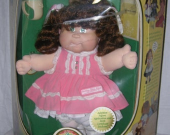 Lot 16 Cabbage Patch Kids Dolls /& Clothes Shoes Anniversary Set African American
