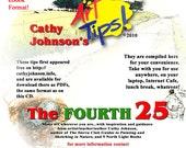 The Fourth 25 Art Tips, Cathy Johnson