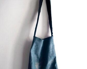 SALE: Grey tote bag