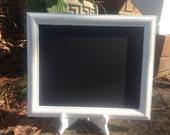 Chalkboard, Shabby Chic Rustic Chalkboard, Wedding Chalkboard