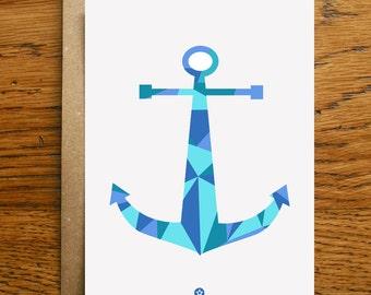 Card Anchor