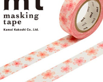MT Washi Masking Deco Tape Cherry Blossom Design