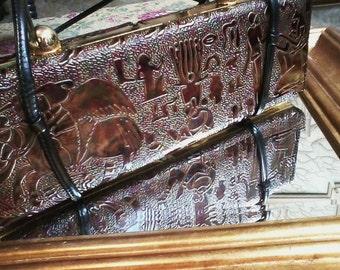 SALE Egyptian Revival Bag