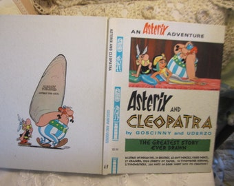 Asterix and Kleopatra By Goscinny and Uderzo Published in United States :)s