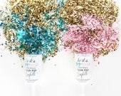 The Original Gender Reveal Push-Pop Confetti®