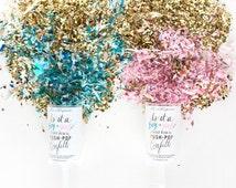 The Original Gender Reveal Push-Pop Confetti™